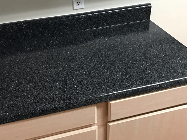 Countertop Refinishing Close-Up