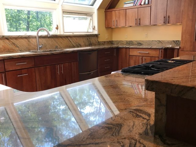 Granite Polishing And Resurfacing